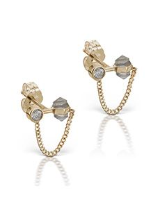 Earrings | Shop Crystal Earrings & Ear Cuffs Online | ManiaMania