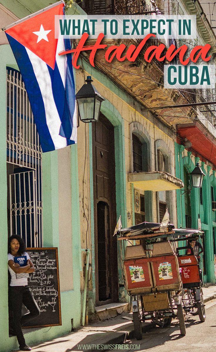 What to Expect in the Breathtaking City of Havana Cuba http://www.theswissfreis.com/havana-cuba/