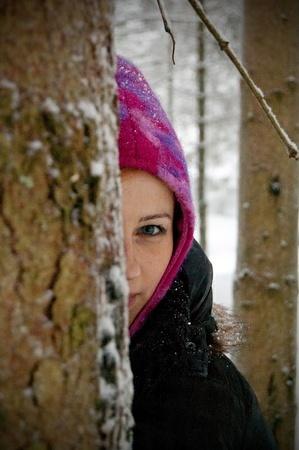 Cute winter hat!