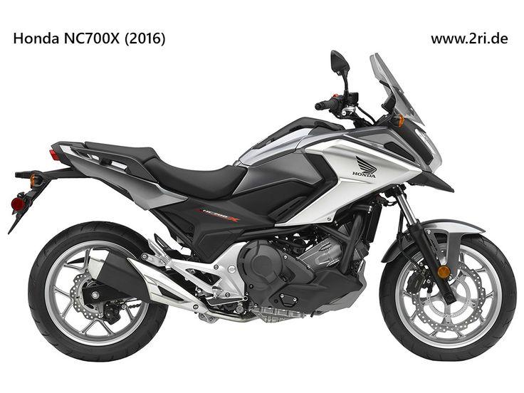 Honda NC700X (2016)