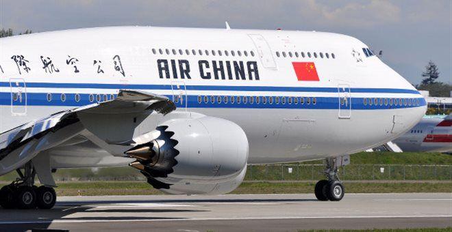 Η Air China αναστέλλει τις πτήσεις από το Πεκίνο στην Πιονγιάνγκ