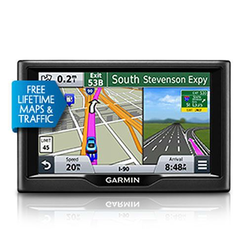"nice Garmin Nuvi 57LMT 5"" GPS with Lifetime Maps & Traffic Updates Brand New   Check more at http://harmonisproduction.com/garmin-nuvi-57lmt-5-gps-with-lifetime-maps-traffic-updates-brand-new/"