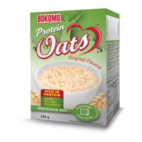 Introducing new Bokomo Protein Oats with all the benefits of oats plus added protein to support an active lifestyle.