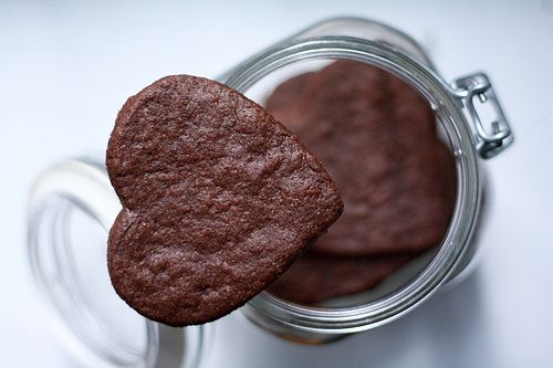 Chocolate Cut-Out Cookies