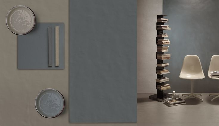 Neutra 6.0, the latest addition to Casamood's Neutra family of concrete-coordinating products, adds bolder new colours to the neutral options previously available | azuremagazine.com