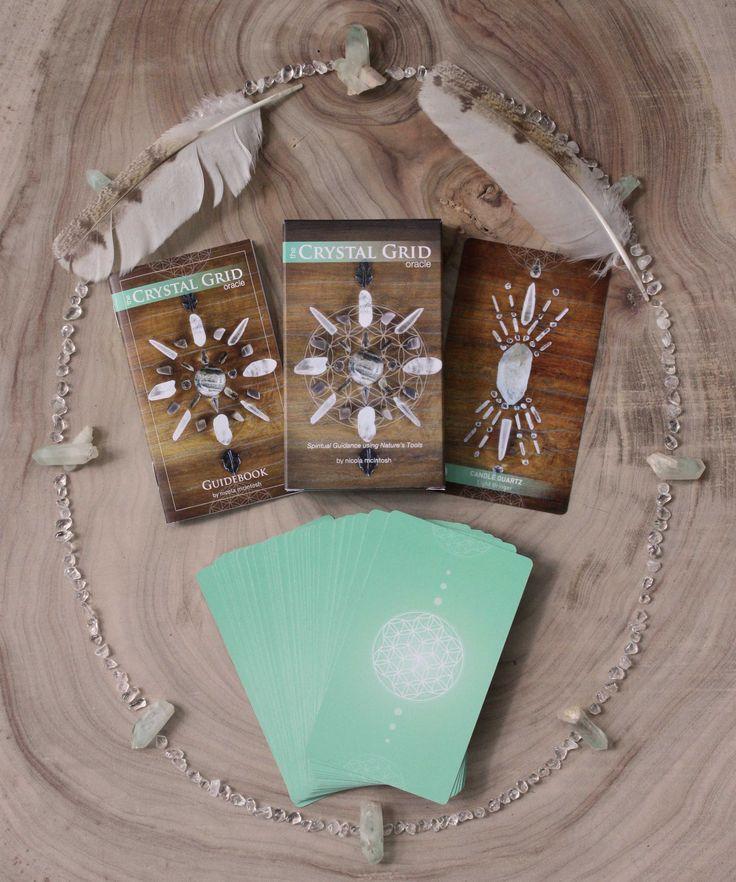 The Crystal Grid Oracle - Spirit Stone