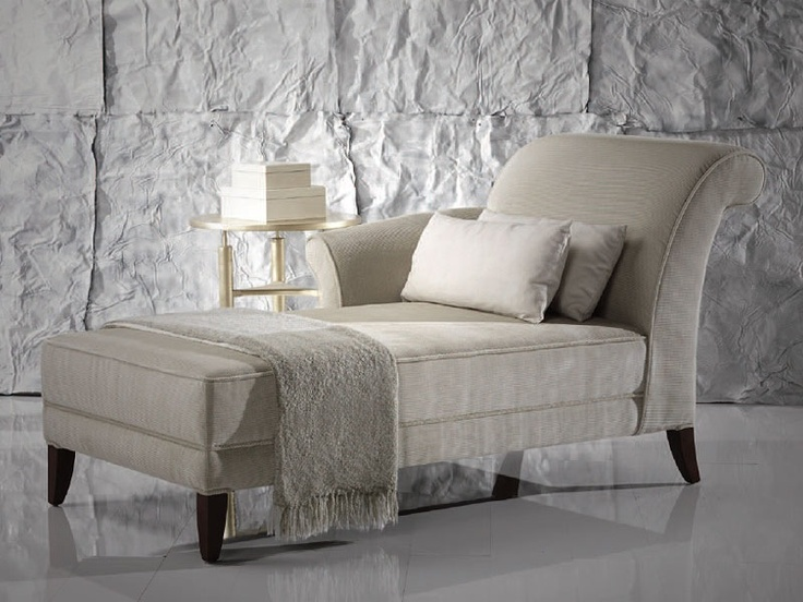 Luxury classic chaise lounge olimpia chaise longue for Chaise longue window seat