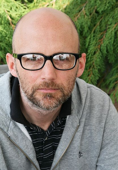 September 11, 1965 - Moby is an American musician, DJ, and photographer. He is well known for his sample-based electronic music, his vegan lifestyle, and support of animal rights.
