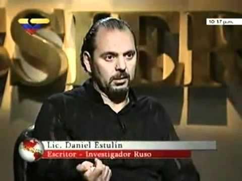 Daniel Estulin entrevistado por Walter Martínez sobre el Club Bilderberg