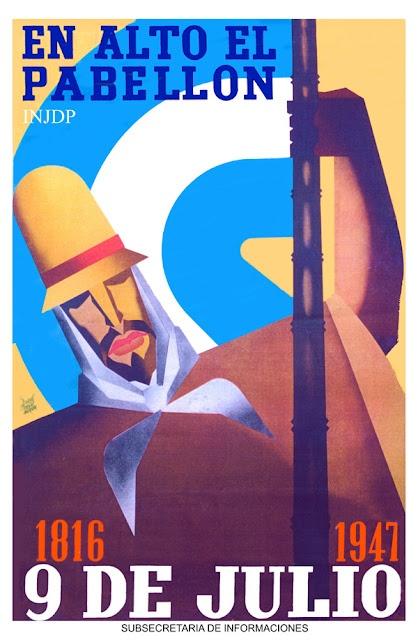 Afiche peronista