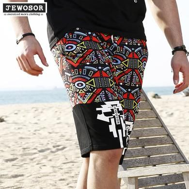 Big Size Mens Shorts Boardshorts