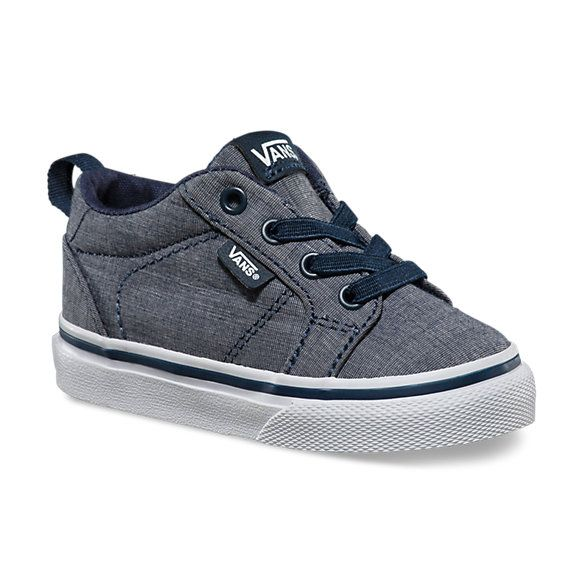Toddlers Bishop Slip On   Shop Toddler Shoes at Vans