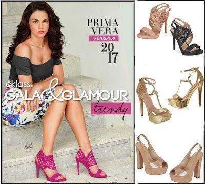 zapatos gala y glamour cklass 2017