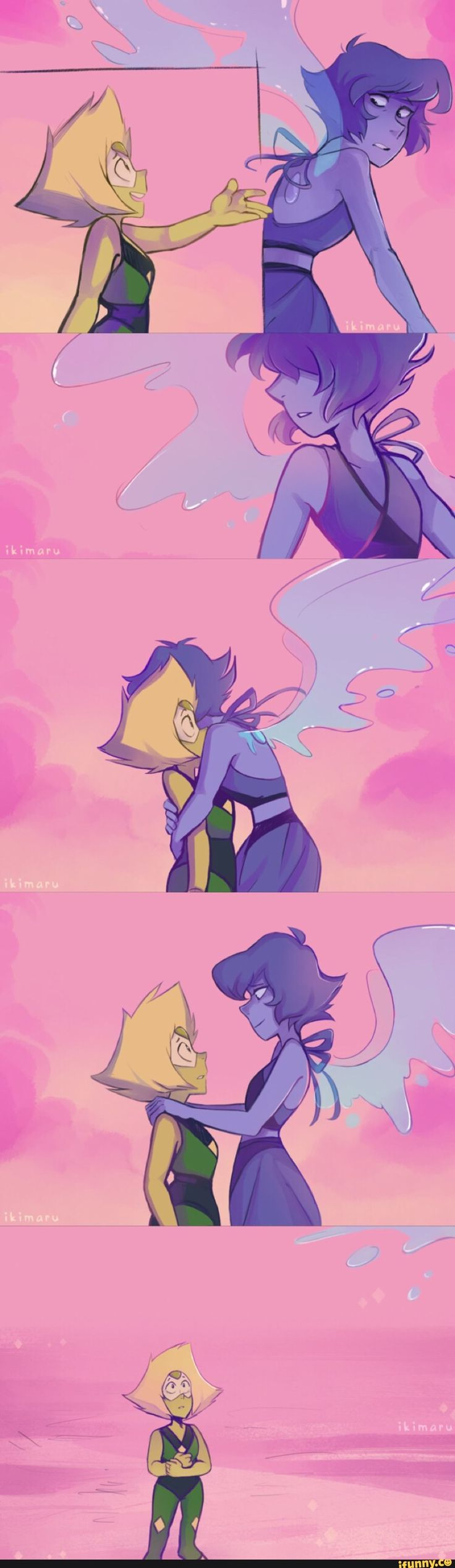 Ok so that might be lapidot but come on even if you don't ship it its cute