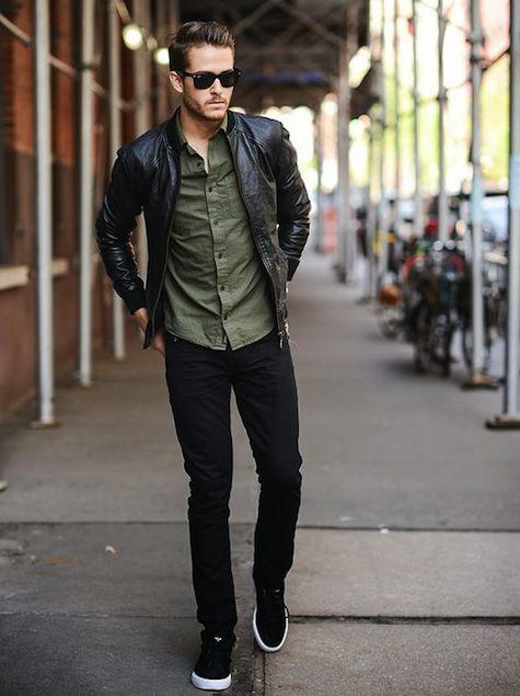 ブラックデニムパンツを着こなすなら。頼れるかっこいいお兄系タイプのコーデ。 参考にしたいスタイル・ファッションのアイデア。