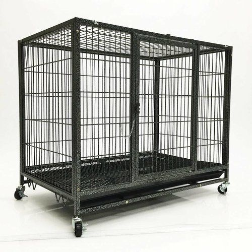 heavy duty dog kennels tough wheeled affordable happy dogs