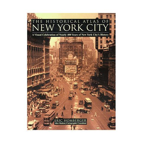 History Of New York Book