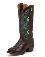 Women's Cafe Rio 3R Western Boot, Brown