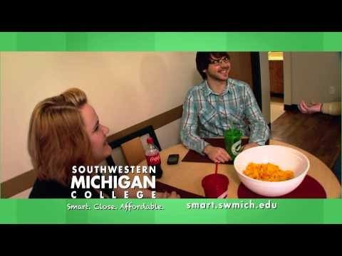 Southwestern Michigan College Student Bryann Books