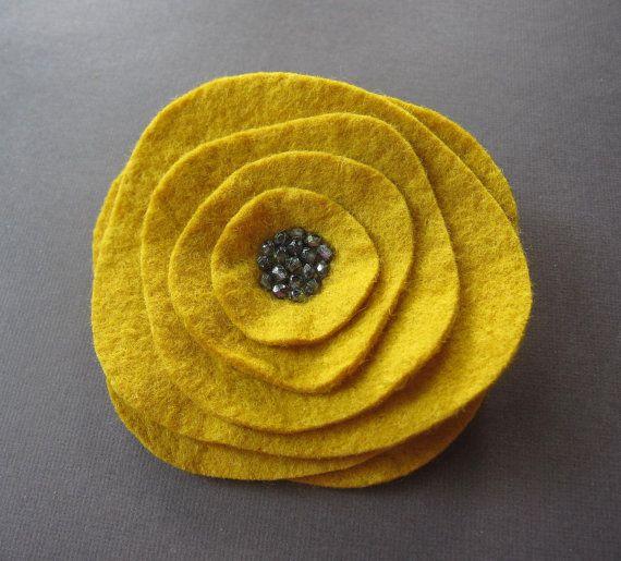 PIN op sommige geavanceerde zon!  Ik heb op mijn liefde voor de periode van de kunsten en ambachten van enkele van de details in mijn huis, en mijn kleine verzameling van tegels door prachtige Michigan ambachtslui.  Het is mooi gestapelde vorm maakt een elegante, abstracte bloem die is uniek zichzelf omdat elk blijkt dat een beetje anders, afhankelijk van hoe de bloemblaadjes zijn gemonteerd.  Net als bij al mijn aanbiedingen van de bloem, ontvangt u de exacte een hier afgebeeld (in de…