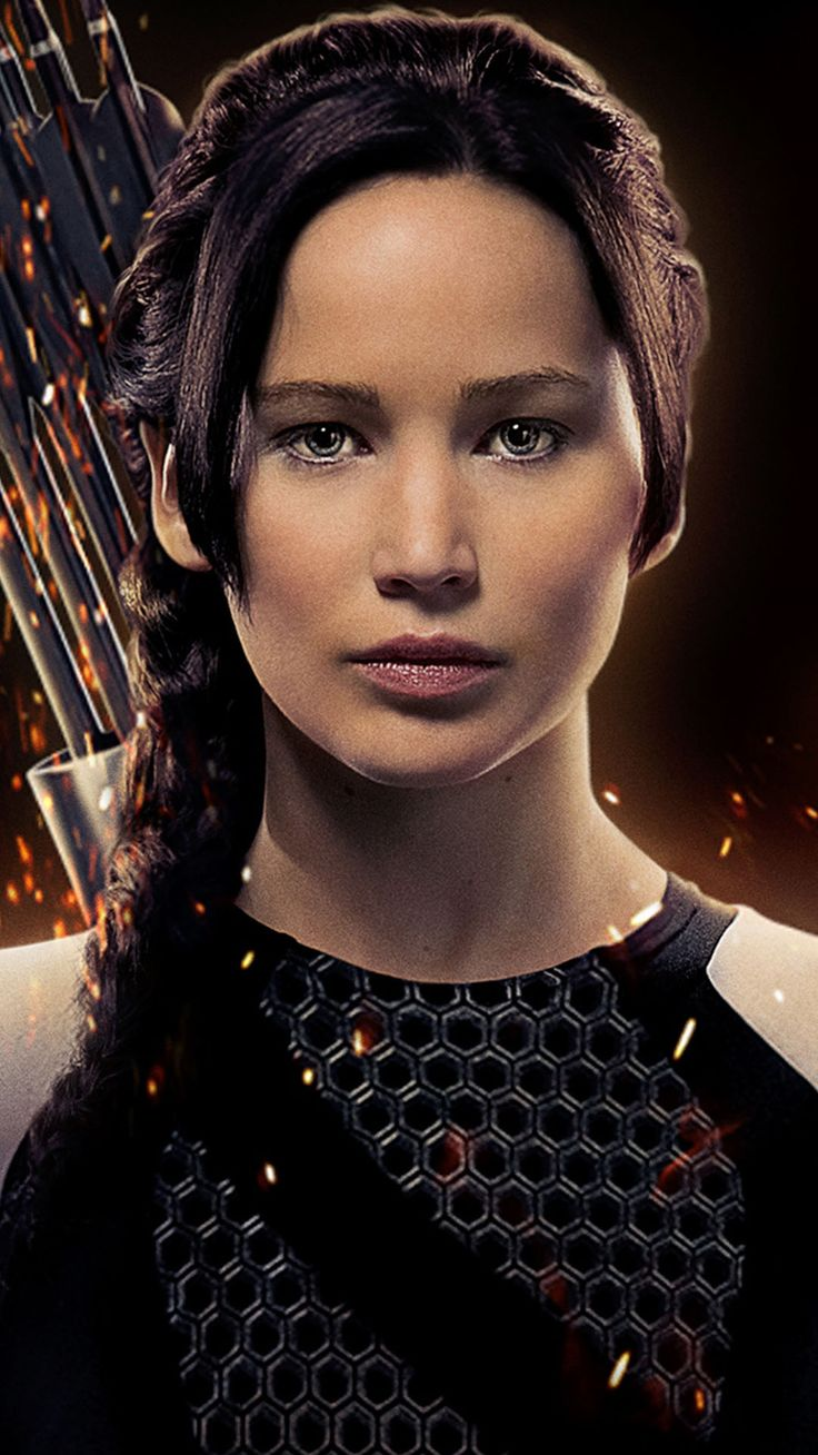 jennifer lawrence in the hunger games | Jennifer Lawrence The Hunger Games Catching Fire 1080x1920 and ...