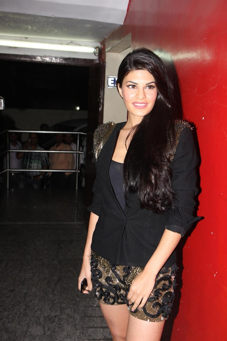 Jacqueline Fernandez at Race 2 Special Screening.