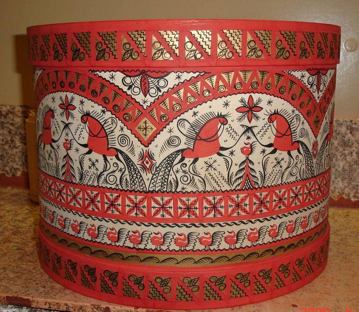 Узоры и орнаменты мезенской росписи | Русские орнаменты и узоры