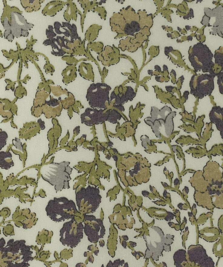 Liberty Art Fabrics Meadow F Tana Lawn | Fabric by Liberty Art Fabrics | Liberty.co.uk