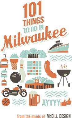 All the reasons why I love Milwaukee.