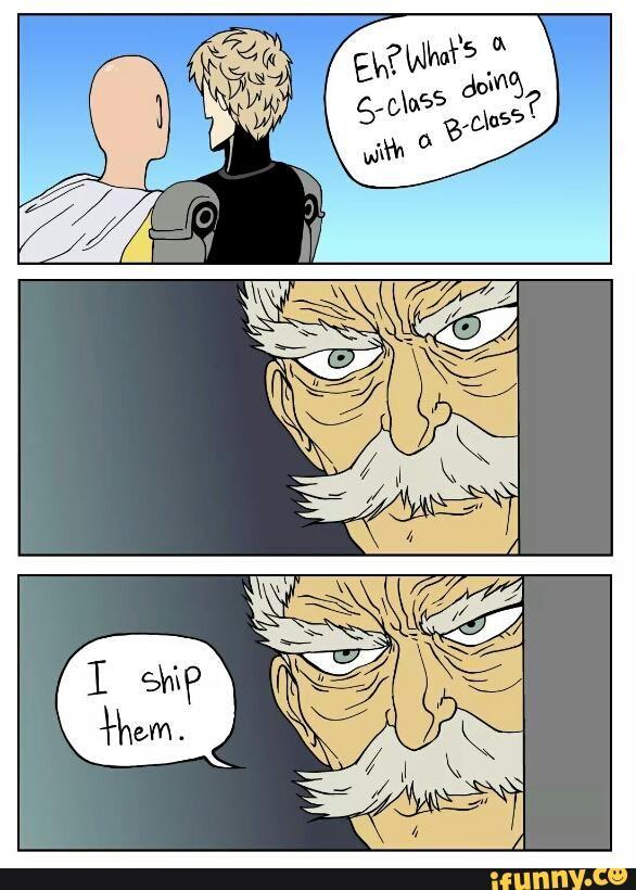 onepunchman, saitama, saigenos, genos