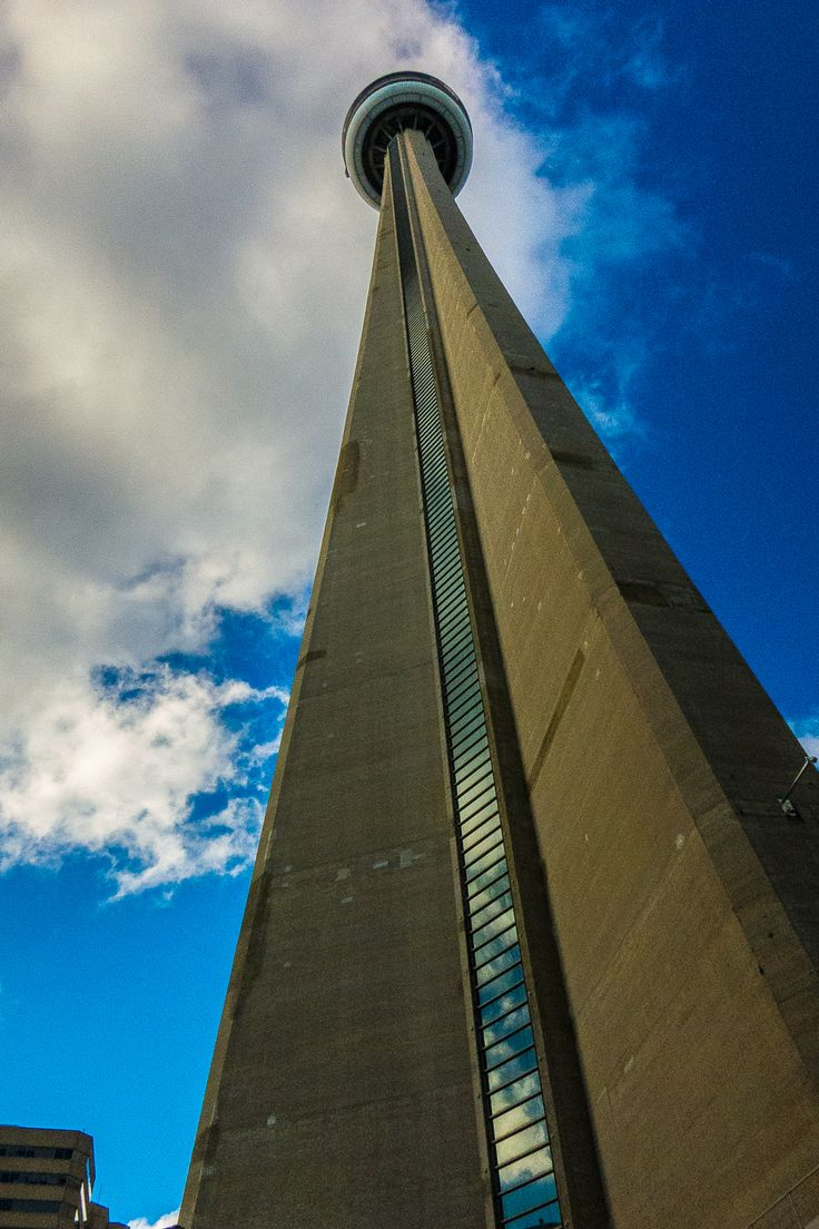 CN Tower, Toronto, Canada - Travel Past 50