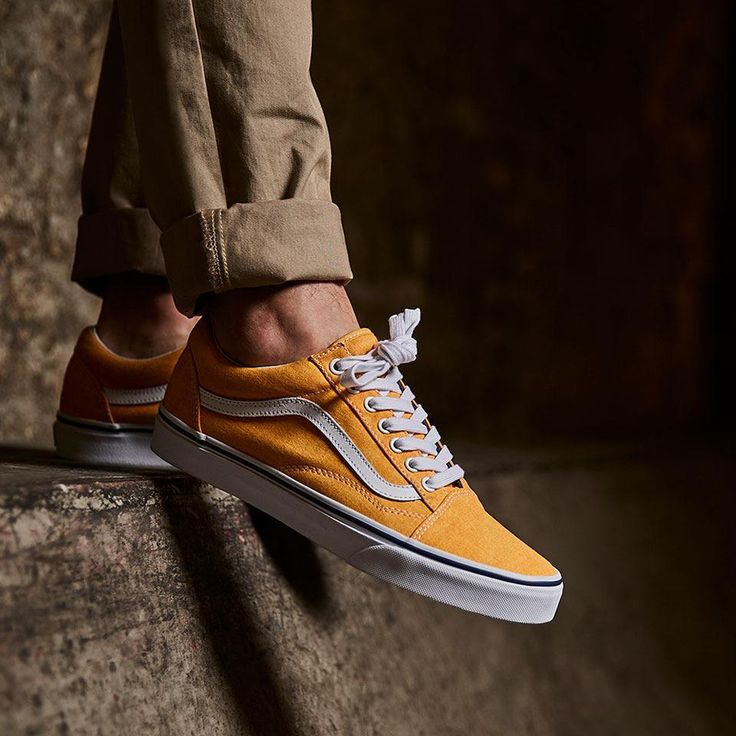 VANS OLD SKOOL WASHED CANVAS SHOES