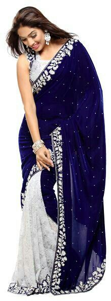 Saree...  #indiandresses #indiandesignerdresses #indiantraditionaldresses #indiandressesforgirls