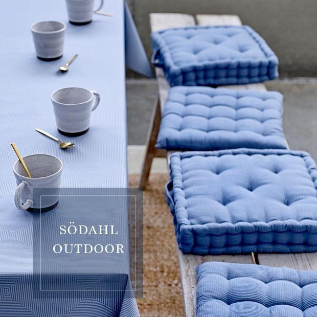Outdoor i blåt og skandinavisk look fra SÖDAHL
