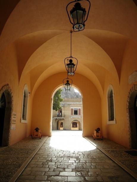 Corfu Greece -