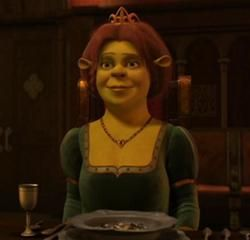 "Kirchner ""Fränzi ante una silla tallada""  #vinculamuseo La princesa Fiona  de Shrek tiene algo muy Kichner ¿no? #diainternacionaldelosmuseos2014"