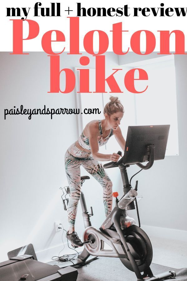 What S With The Peloton Hype My Full Review Of The Peloton Bike And How To Know If It S Right For You Peloton Cycleclas Peloton Bike Biking Workout Peloton