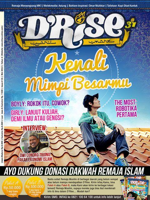 Majalah Remaja Islam D'Rise