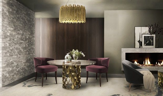 MOST WANTED TRENDS FOR A DINING ROOM 2017