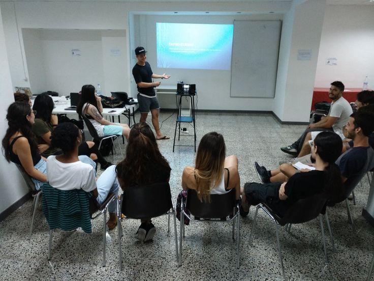 Taller Plataformes web per allotjar el #CV de #CeliaHil + Tips d' #Emprenedoria de  #PauRomeroCáceres per a Ubiqum Code Academy @ubiqum dins el programa per a #joves de Garantia Juvenil a #Barcelona   Enhorabona Pau i resta de companys!!!   Ara teniu més opcions per ser trobats pels reclutadors o per fer-vos #emprenedors   #BCN #TIC #Joves #Ubiqum #UbiqumCodeAcademy #Juventut #Formació #Ocupació #Feina #Treball #GarantiaJuvenil #Empleo #Trabajo #Java #HTML #RRHH #Currìculum #RRHH