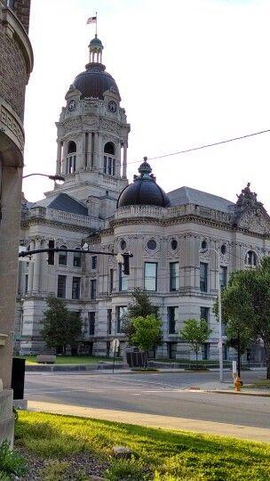 The original court house