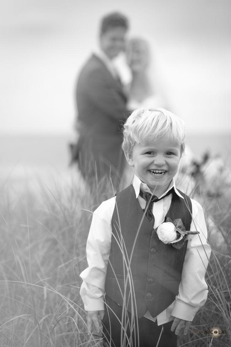 Trouwen en kinderen. Kinderen bij de trouwreportage.
