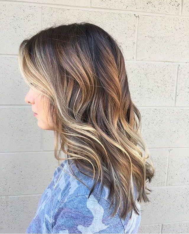 Hair Color Utah Hair Salon Ide Warna Rambut Rambut Rambut Panjang