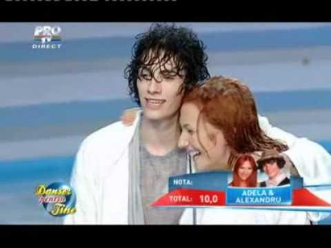 Adela Poescu dans in ploaie