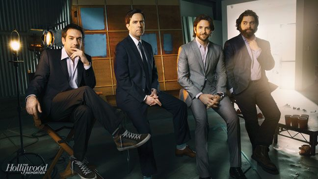 'The Hangover Part III': Exclusive Portraits: Cast