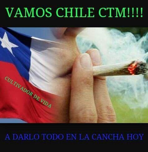 VAMOS CHILE CTM LOCOS