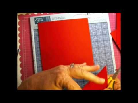 The Night Before Christmas album tutorial / Using Authentique Retro Christmas collection - YouTube