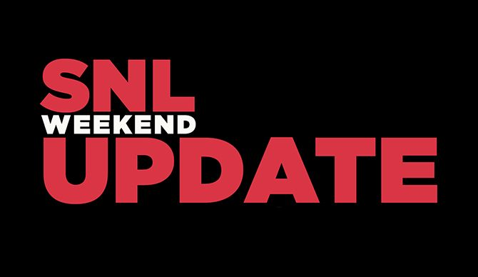 'SNL' Weekend Update: A Look Back At Unforgettable Anchors