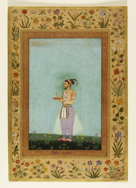 Dara Shukoh, eldest son of Shah Jahan