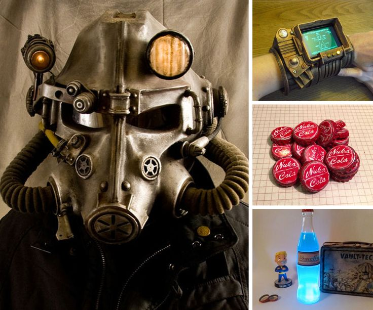 With the release of Fallout 4 just around the corner, I've gathered together my favorite Fallout DIY projects in one place.There are some amazing buil...